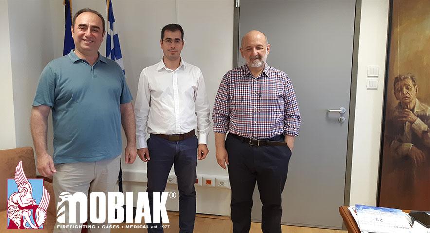 Η MOBIAK επιβραβεύει τους αριστούχους απόφοιτους του Πολυτεχνείου Κρήτης